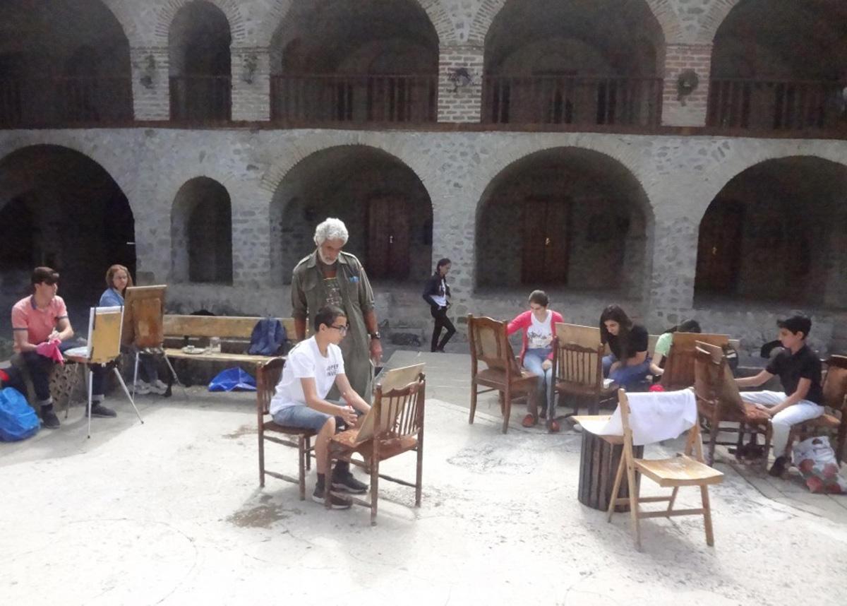 Экспрессом из Германии в Азербайджан с любовью