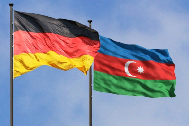 Yeddi ayda Azərbaycanla Almaniyanın ticarət dövriyyəsi 1 milyard dollardan çox olub