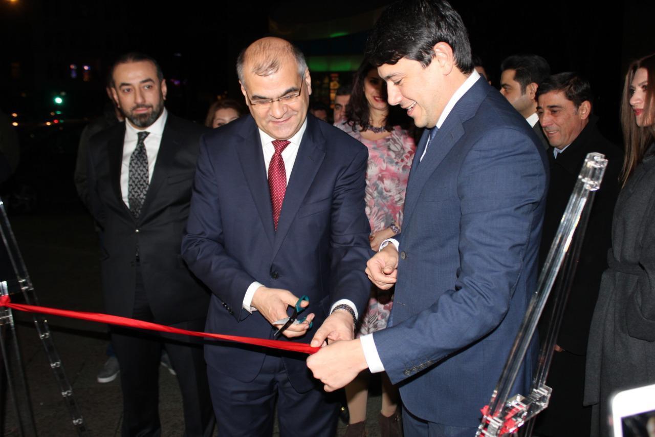 Almaniyada Azərbaycan evi açılıb